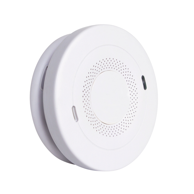10 년 씰 Battery (energy star) UL 광전 화재 경보기의 서 Alone (kindle Fire) Detector