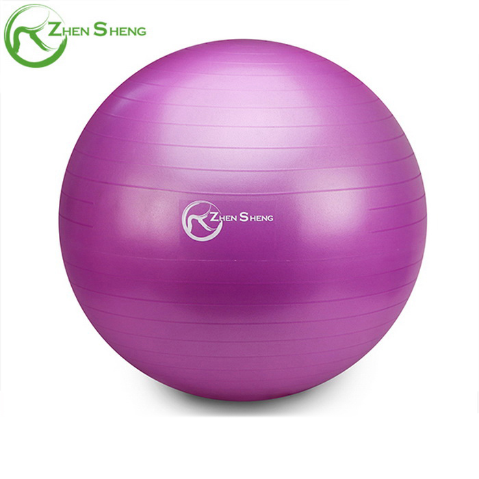Zhensheng fitness equipment inflatable gym exercise <strong>yoga</strong> <strong>ball</strong>