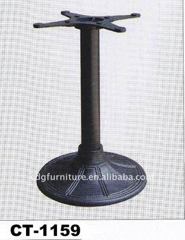 Wholesale wrought iron table bases buy iron table base for Wrought iron table legs bases