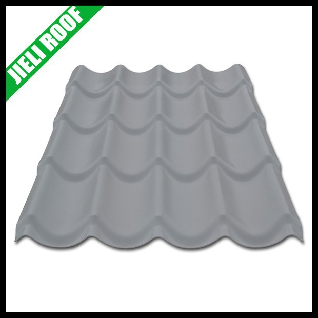 Excellent anti Corrosion Synthetic Resin Roof Tile