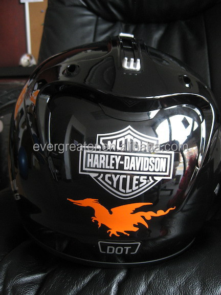 Sticker design for scootermotorcycle helmet stickerhot sale high quality electric scooter sticker