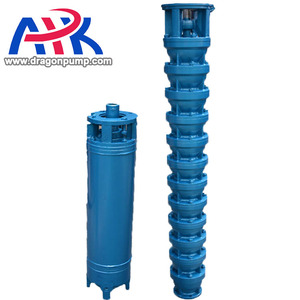 200m high lift pump 200 m3/h flow series mining water m multistage