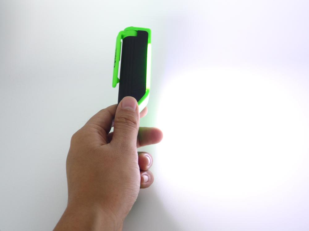 Pocket Magnetic Clip On COB Pen Light for Working Inspection lighting