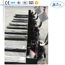 paint machinery1.5 ton Lithium battery Narrow Aisle Mini warehouse using Electric pallet truck