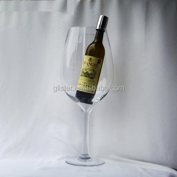 Jumbo size long foot centerpiece wine glass buy