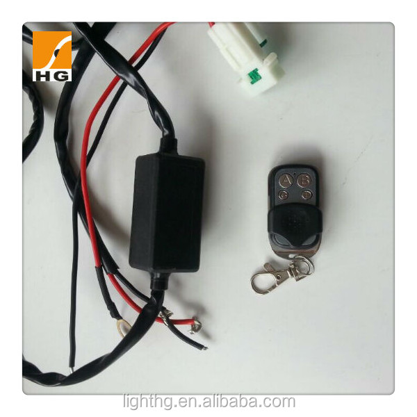 HTB1OUkNFVXXXXcdXVXXq6xXFXXXl wire harness wireless remote controller for offroad led work light Off-Road Light Wiring Harness at aneh.co