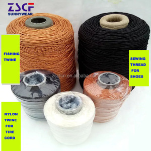 210D Wear-resisting nylon 6 FISHING TWINE SEWING THREAD FOR SHOES