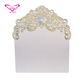 Hot Sale White Pearl Light Paper Wedding Box Wedding Favor Box