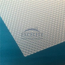 Polycarbonate light diffuser sheet for lighting material/ prismatic sheet