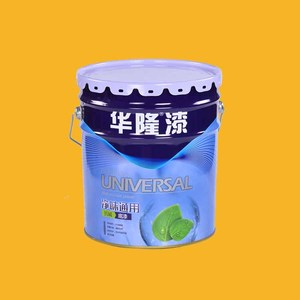 Hualong Fluorocarbon Polishing Exterior Wall Paint Putty