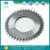 solid carbide saw blades for harddisc cutting