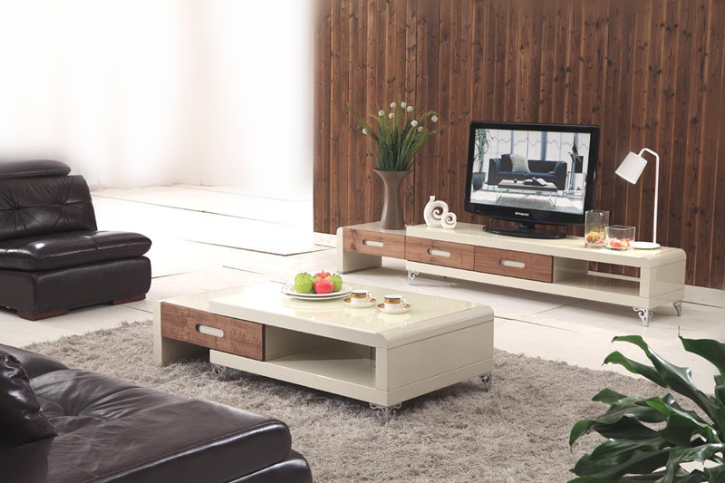 Chinese Living Room Furniture Lcd Tv Cabinets Wall Units With ...