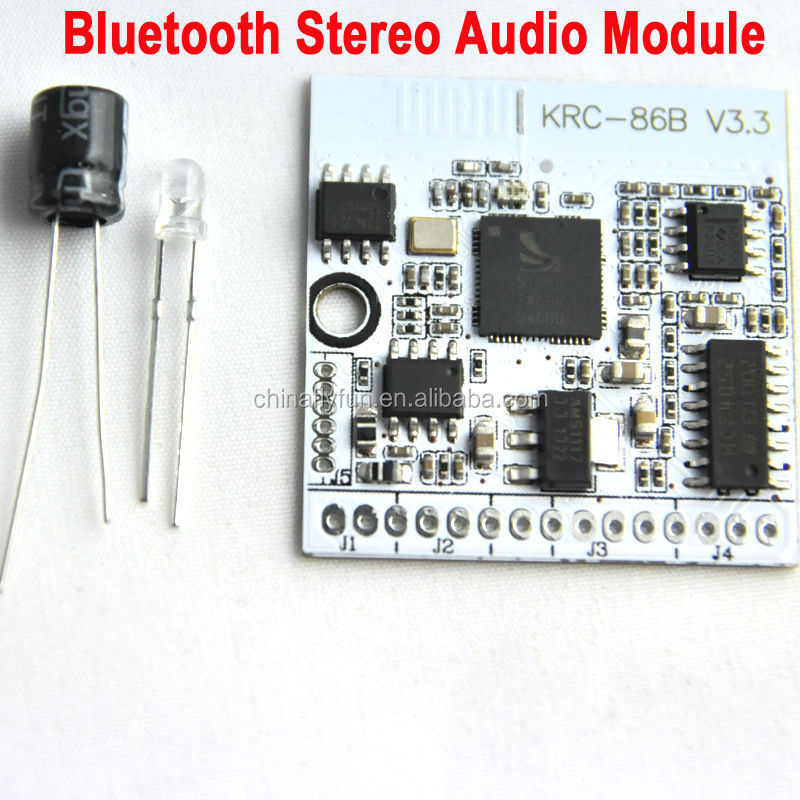 KRC 86B Bluetooth 4 0 Stereo Audio krc 86b bluetooth 4 0 stereo audio receiver module diy buy audio  at soozxer.org