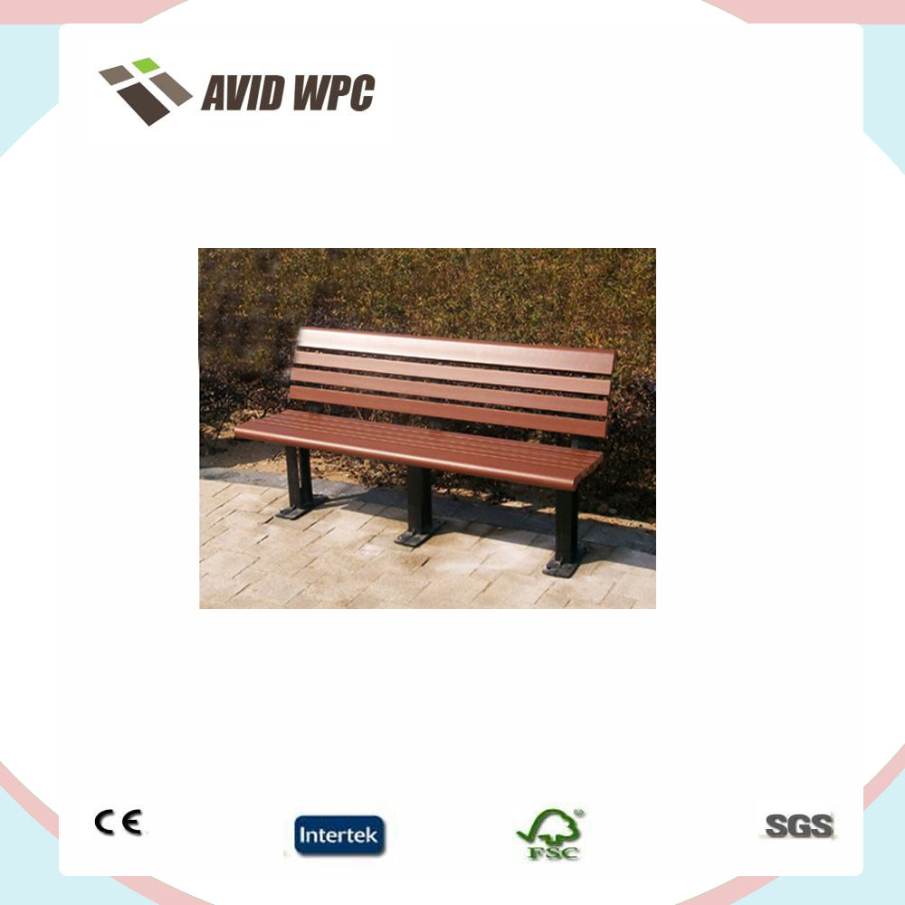 Cheap park bench price with new decoration materials