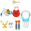 Factory manufacturer wholesale stock promotional top new baby gifts for feeding / teething with box package