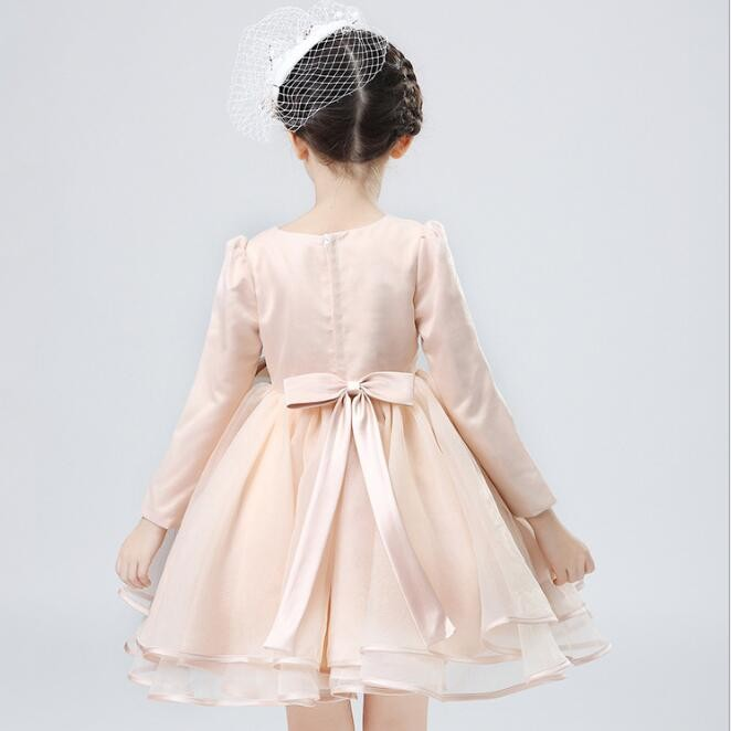 ab012f4477a7 Zm43278a 2017 Baby Girl Party Dress Children Frocks Designs Baby ...