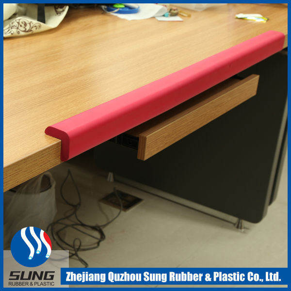 Desk edge protector best home design 2018 for Schreibtisch 2 meter