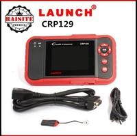 Auto Code scanner original Launch X431 Creader CRP129 OBDII/EOBD Code Reader Support 4 System Launch CRP 129 Oil Lamp Reset Tool
