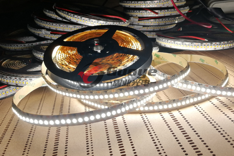 Factory wholesale best price 3528 240led strip 5m 19.2w 24v IP30 waterproof 240 led strip decoration