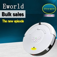 cheap robot vacuum cleaner 2015 New arrival CE UL Certified 3 in 1 multifunction