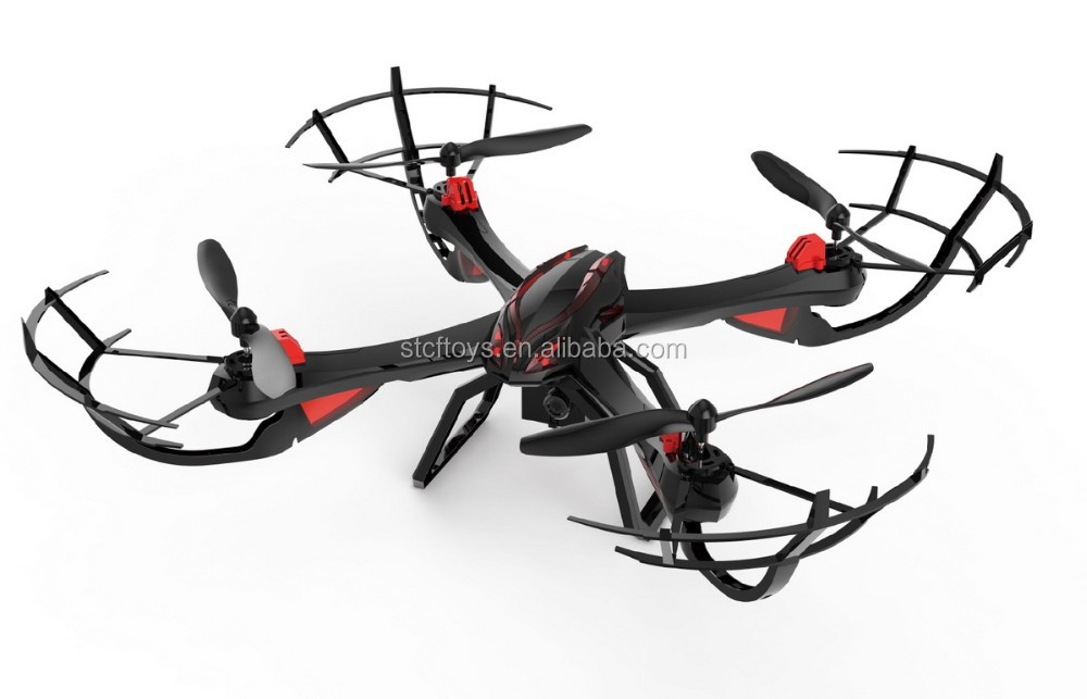 1327WH HD SKY HAWKEYE 24G 4CH Big Quadcopter With Hold Altitude FPV Drone