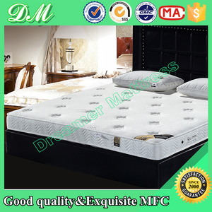 China factory supply durable thin diamond mattress prices