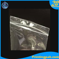 Large / Big Clear Resealable Transparent Self Zip Lock style Bags