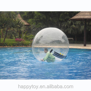 HI CE funny water hopper ball,squishy balls that grow in water