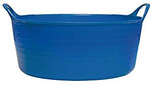 Tubtrugs SP5BL Flexible Blue Extra Small 5 Liter/ 1.3 Gallon Capacity by Tubtrugs