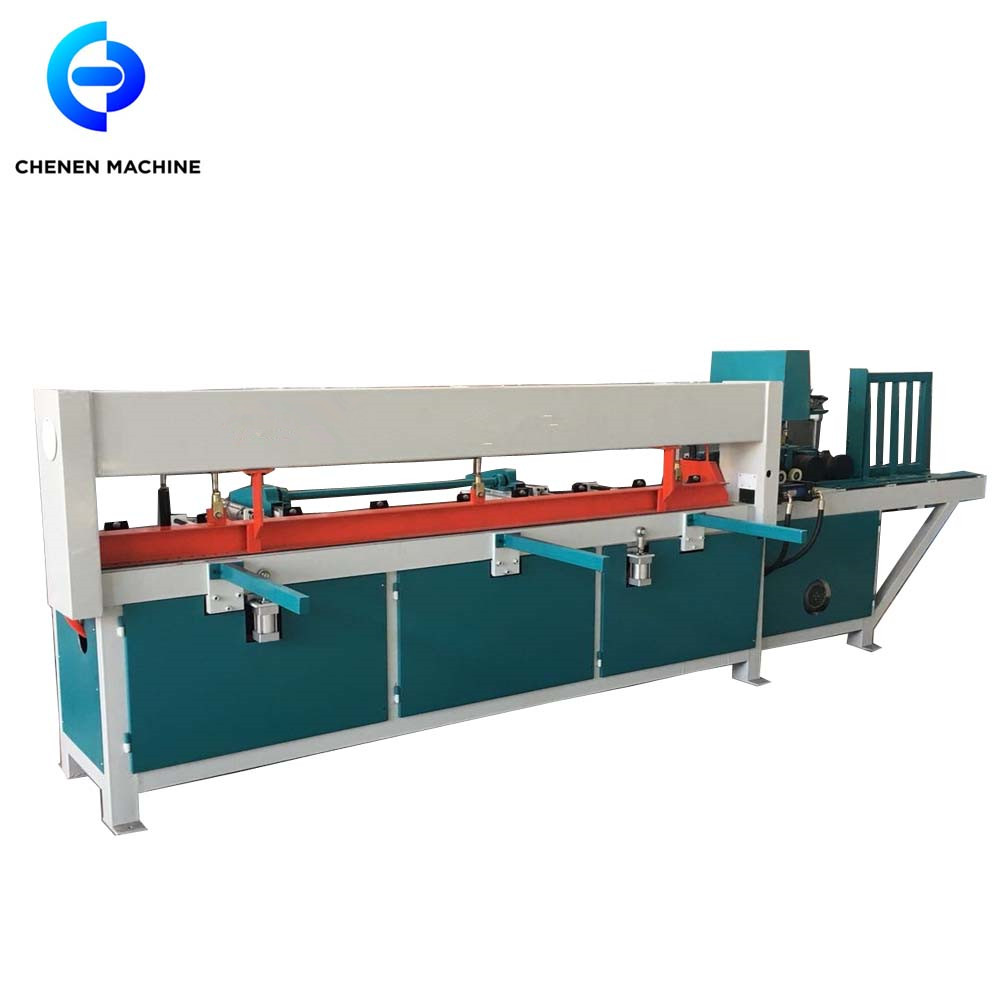 woodworking automatic finger joint assemble / finger joint machine