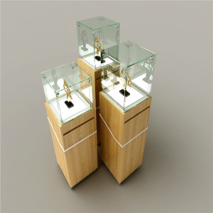 used jewelry display cases with wall jewelry rack for display shelf with light