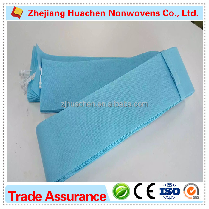 PP Nonwoven Material Anti Bacteria Disposable Hospital Curtain