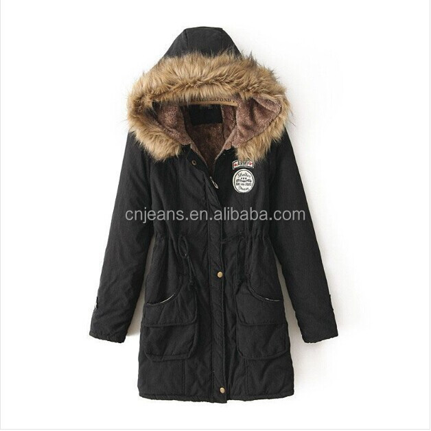 GZY Latest coat designs for women,russian winter coat