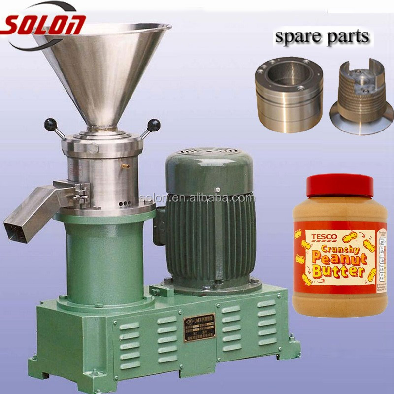 Professional Multifunction cashew nut butter jam fruit processing equipment