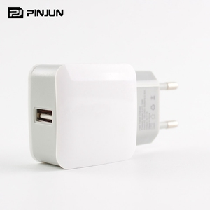 Universal 5v 1.2a usb wall charger power 1 port for android phone charger,eu wall plug ac power adapter travel charger