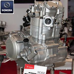 Zongshen NC450 (P/N:ST04100-0003) Complete Engine Spare Parts Original Parts