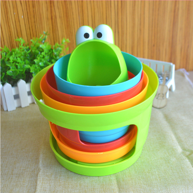 Plastic Stacking Toys 2