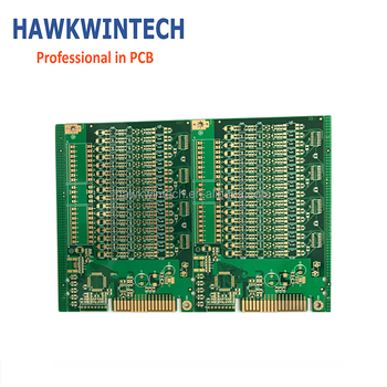 fr4 double sided gold fingers pcb motherboard oem computer partsfr4 double sided gold fingers pcb motherboard oem computer parts