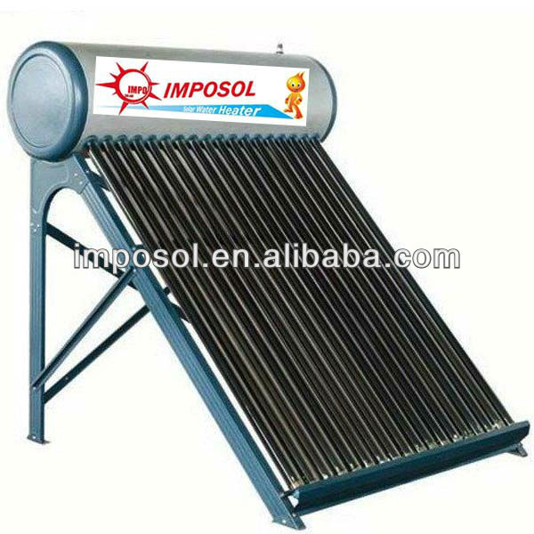 80 Gallon Low Pressure Solar Water Heater System