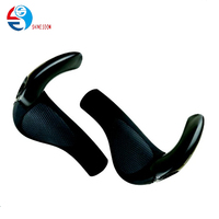 Ergonomic Grip,One side Locking, bicycle grips, Handle grips