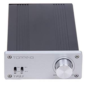 Topping TP22 T-Amp TK2050 Class-T 30WPC Mini Amplifier