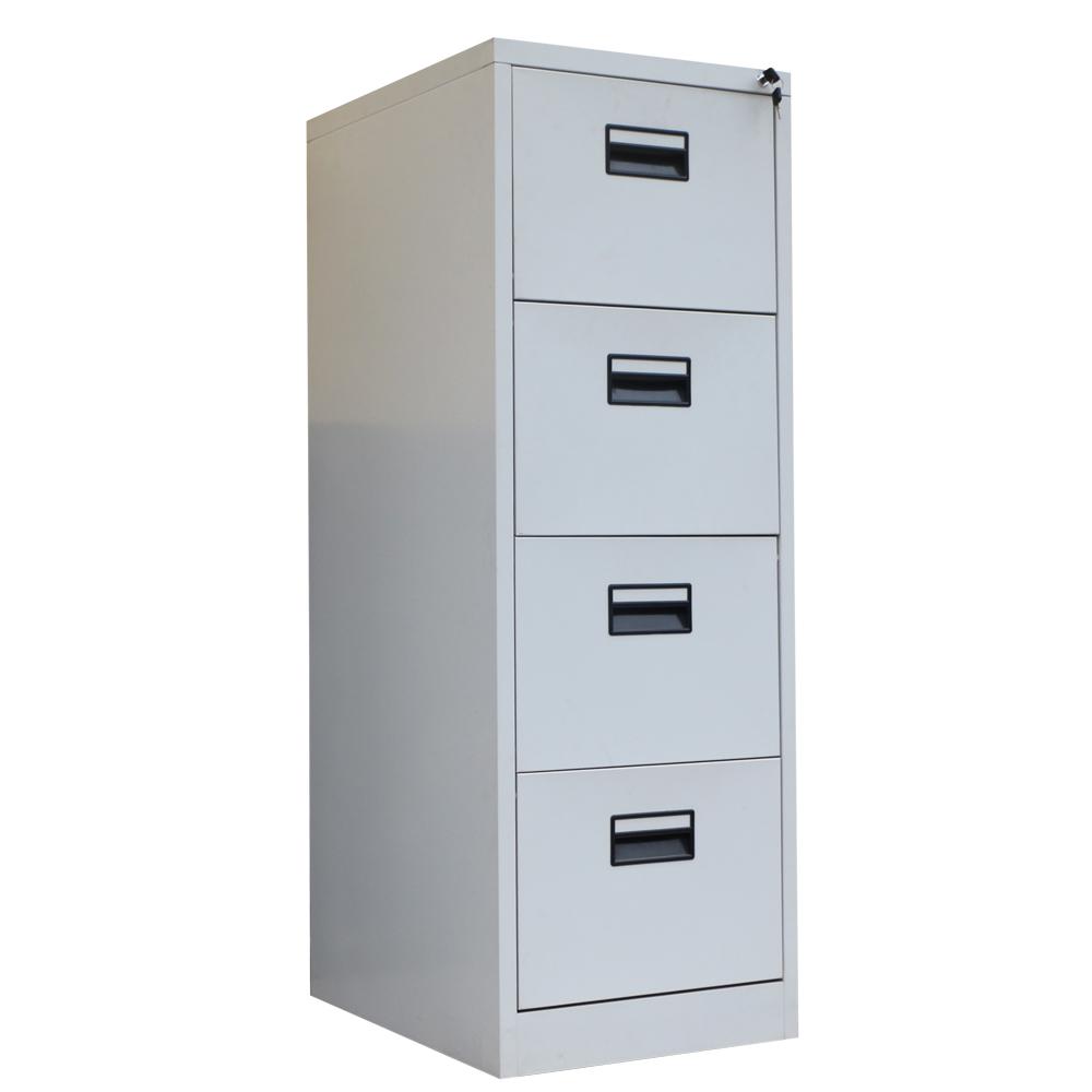 Adesivo De Parede Cozinha Rolo ~ Escritório pasta A4 pendurado verticais 4 gaveta do armário de arquivo de aço Outros móveis