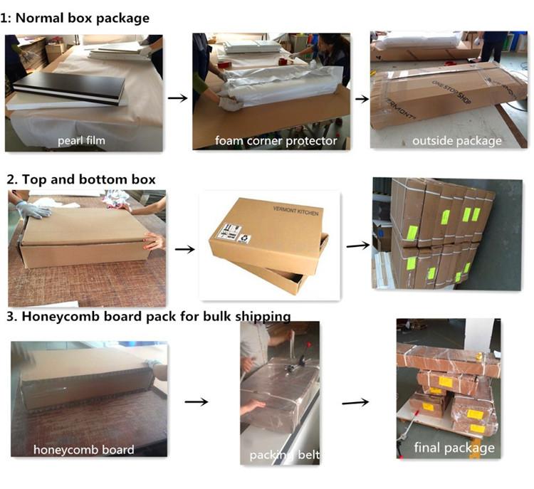 2018 Hangzhou Vermont Cheap Kitchen Cupboards Laminate ...