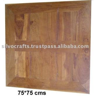 Indian Antique Reclaimed Teak Wood Floor Tiles Planks Completely Handmade Rustic Style By Classic Silvocraft Buy Wood Floor Wood Flooring Solid