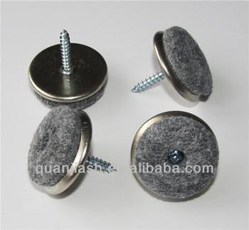 The lastest wool felt screw on felt pads buy screw on felt pads floor protective screw on felt - Screw in felt pads ...