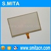 GPS touch screen panel replacement digitizer lens for Garmin 4.3 inch GPS display