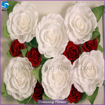 Wholesale wedding wall giant paper flower wall backdrop for stage wholesale wedding wall giant paper flower wall backdrop for stage decoration mightylinksfo
