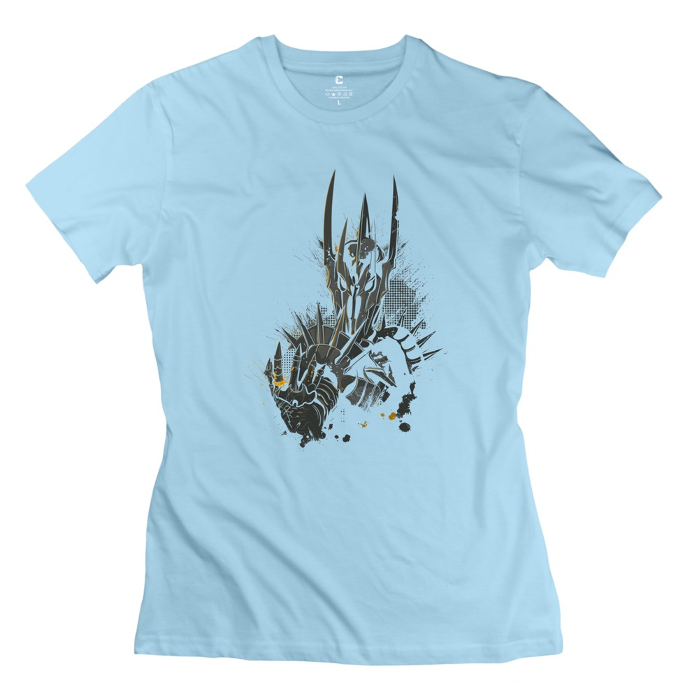 Get Quotations · 100% Cotton Dark Lord T Shirt Pretty Women t shirt Cheap  Sale 1d205f0506