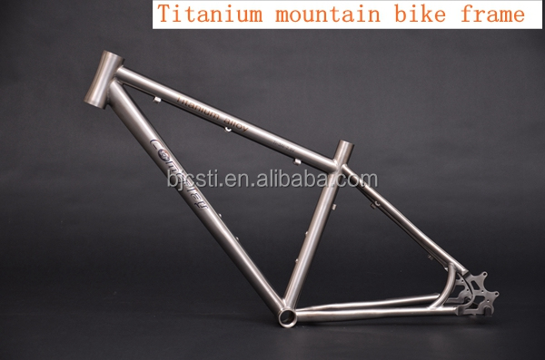 High Quality Gr9/ti3al2 5v Used Mtb Bicycle Frames With Ce Certificate -  Buy Used Mtb Bicycle Frames,Mtb Bicycle,China High Quality 26er Press-fit  Bb