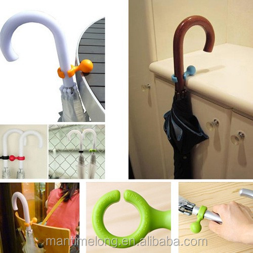 wholesale plastic umbrella hanger/ umbrella hook/ umbrella holder